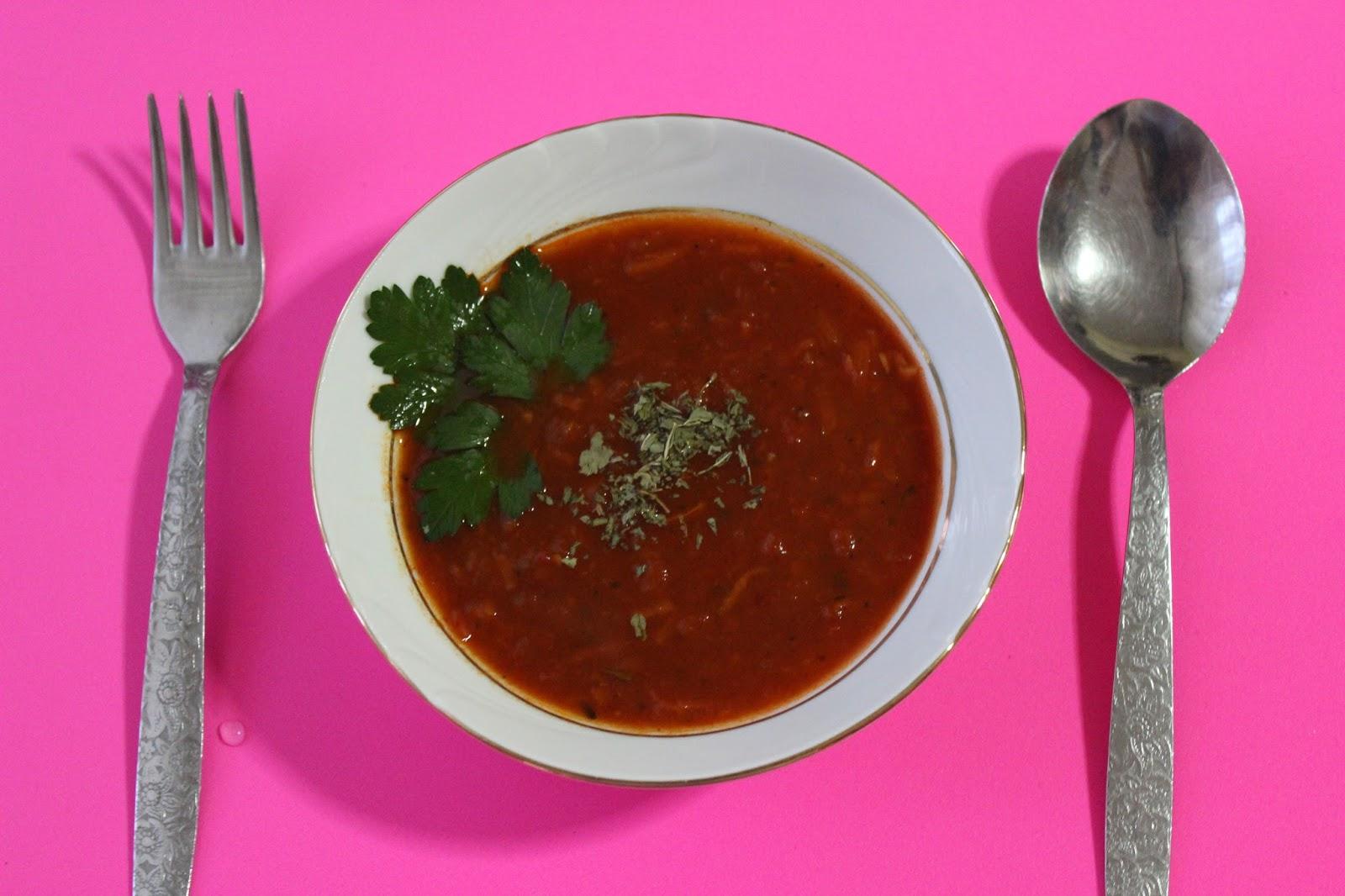 Domates Çorbası Diyeti İle 1 Haftada 10 Kilo