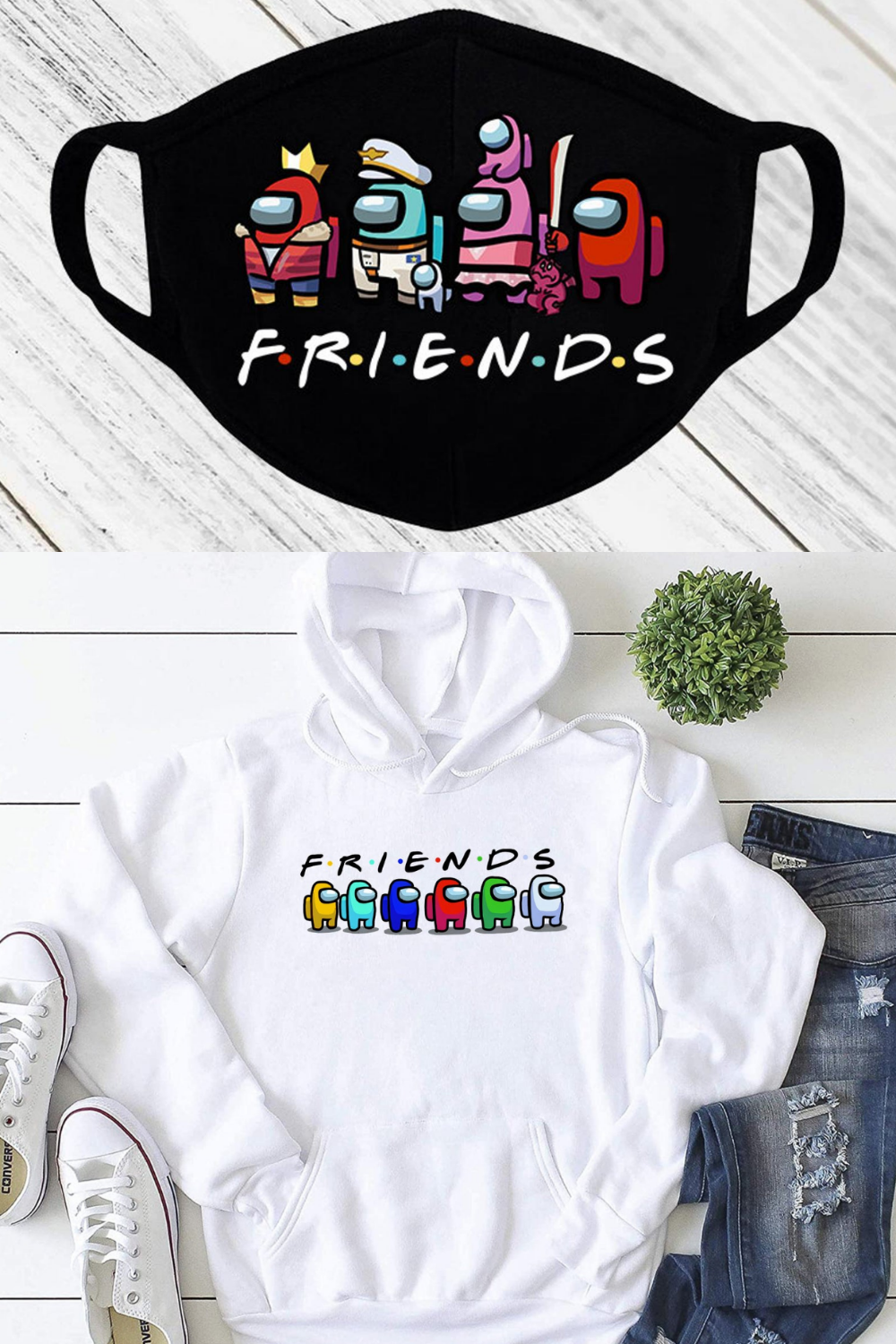 Among Us Game App Merch Gifts and Gift Ideas