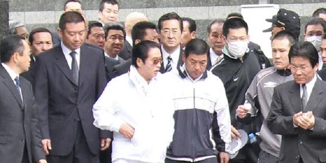 Satoru Nomura, Bos Yakuza Pertama di Jepang yang Divonis Hukuman Mati