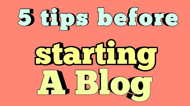 tips for blog