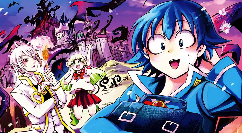 أنمي يوميات إيروما كن المدرسية الموسم الثاني : Mairimashita! Iruma-kun season 2