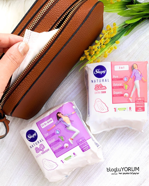 sleepy natural slim ekstra ince sleepy natural soft ekstra yumuşak ped