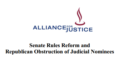 judicial nominees Archives - Alliance for Justice