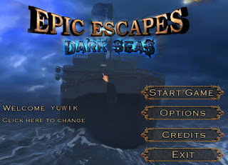 Epic Escapes Dark Seas Game