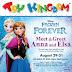 Event alert : Meet and Greet Disney Frozen's Anna and Elsa this August 29-31 2015!