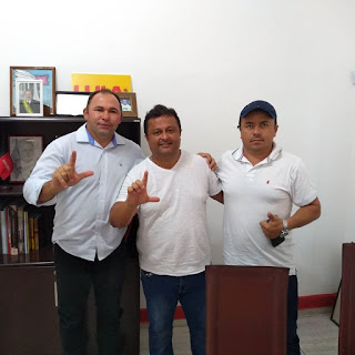 Adriano Leite deverá disputar a Prefeitura de Barra de Santa Rosa pelo PT