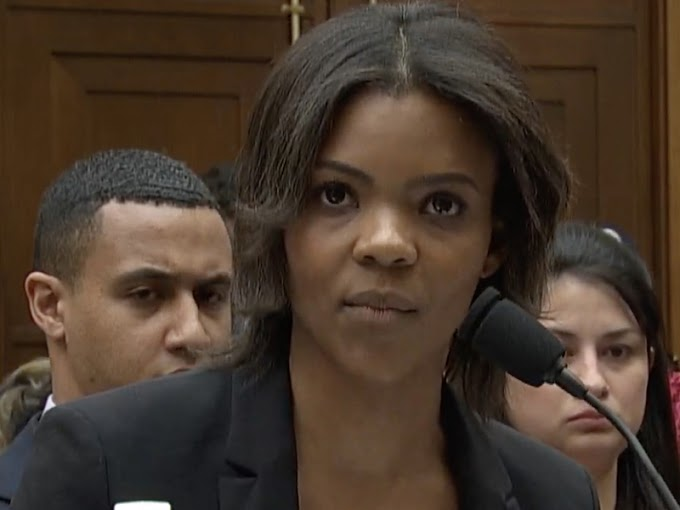 Candace Owens Slams Media After Chauvin Verdict...