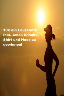 Lauf Outfit zu gewinnen
