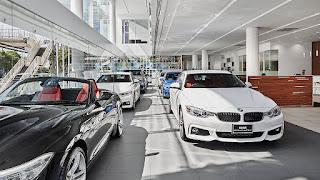 showroom BMW Việt Nam khai trương