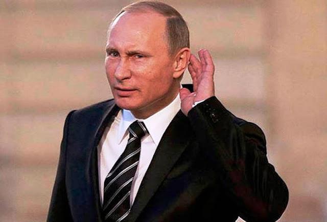 """Ο θρίαμβος του Πούτιν στο Χαλέπι """"ακύρωσε"""" τις ειρηνευτικές συνομιλίες"""