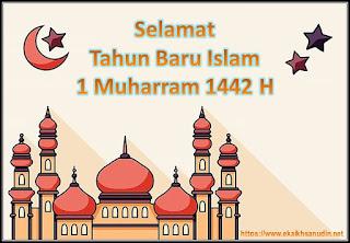 Tahun Baru Islam 1442 H, ekaikhsanudin.net