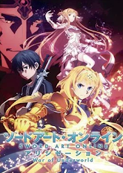 Sword Art Online: Alicization - War of Underworld Capitulo 1