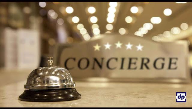 apa yang dimaksud dengan concierge ? apa saja tugas concierge ? pengertian dan tugas concierge. tugas chief concierge. tugas seoranf concierge. tugas concierge hotel pengertian cuncierge section. pengertian concierge dan tugasnya. pengertian. pengertian concierge dan uniformed service.