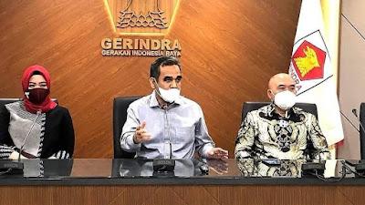 Gerindra Minta Pemerintah Bangun RS Darurat di Zona Merah Covid-19