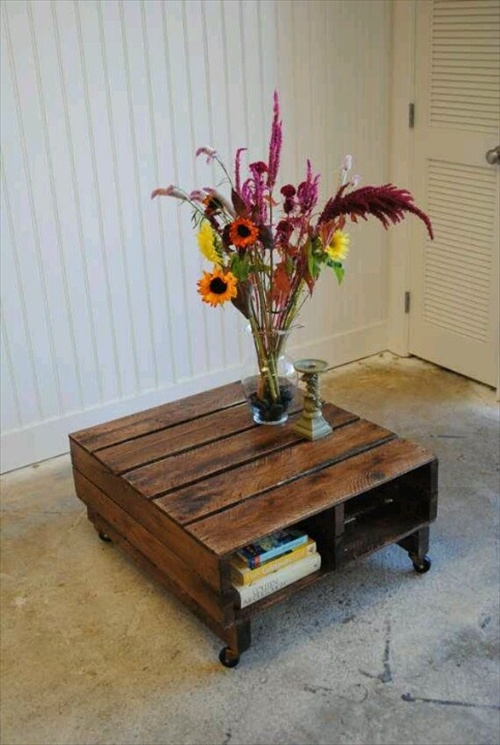 Best DIY Pallet Furniture Crafts