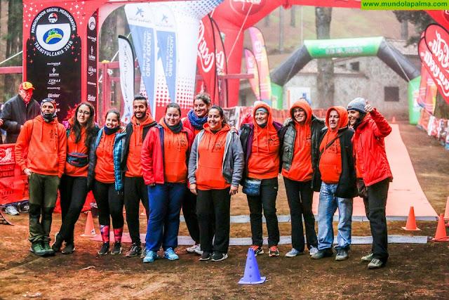 La Transvulcania Naviera Armas 2019 inicia su campaña de captación de voluntariado