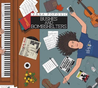 Bushes and Bombshelters Ivana Popovich - CD Release