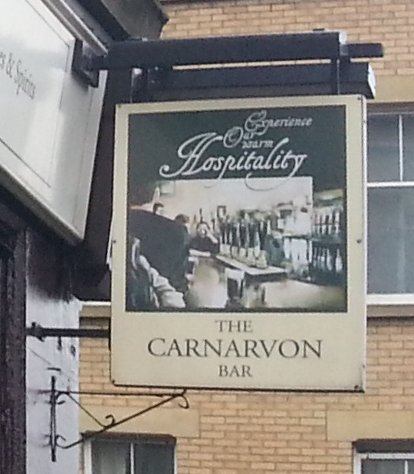 Carnarvon Bar, Glasgow