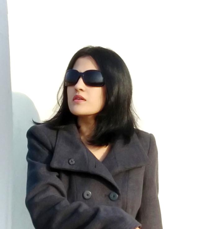INDIAN FASHION BLOGGER ,DHEERA JOSHI