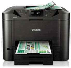 Canon MAXIFY MB5455 Driver Download