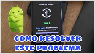 k11 com problema de firmware update