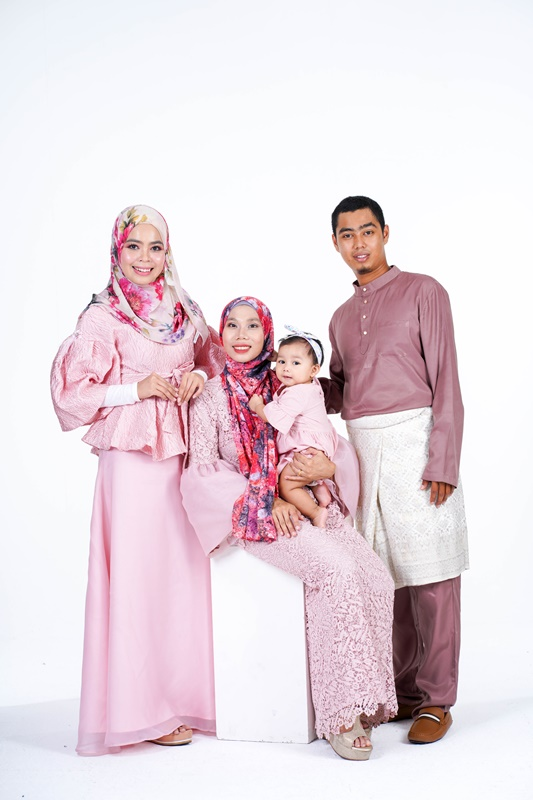 Photoshoot Raya RM79 di CVS Production, Cheras Balakong