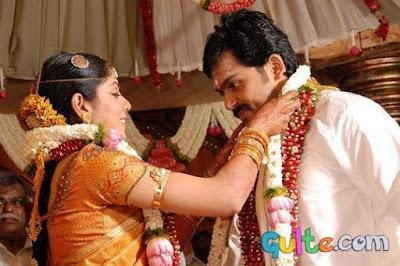 Karthi and Ranjani