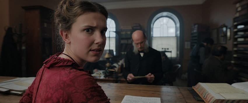«Энола Холмс» (2020) - разбор и объяснение сюжета и концовки. Спойлеры! - 06