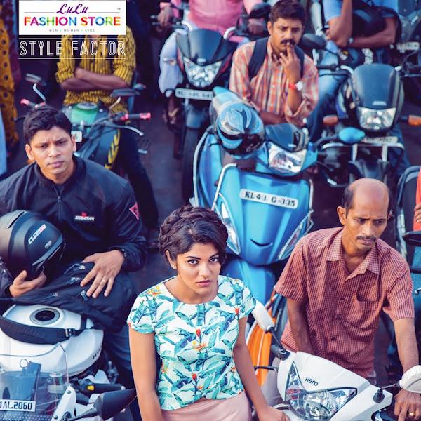 Aparna Balamurali latest photo shoot for FWD Magazine