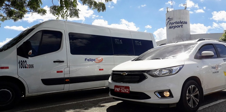 Transporte e Traslados e Turismo de Fretamento em Fortaleza