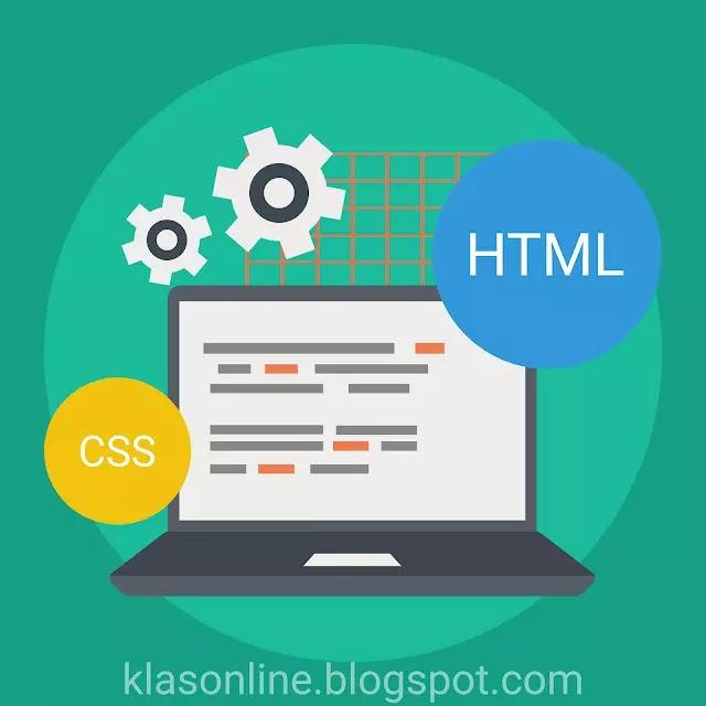 Mengenal HTML dan CSS Dasar