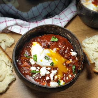 Slow Cooker Shakshuka Recipe slimming world
