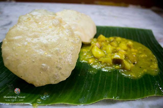 bengali breakfast in kokata