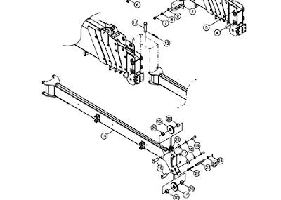 Đốt cần phụ  cẩu Dong Yang 15 tấn SS3504-SS3506-SS3506M