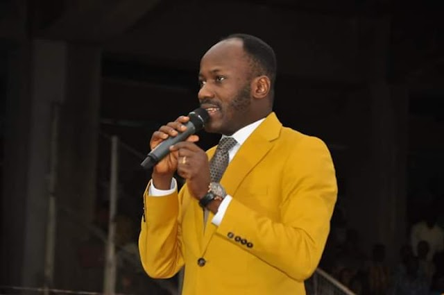 How I Stooled Blood Fasting for 11 Days Without Food and Water'' ...Apostle Suleman shares experience