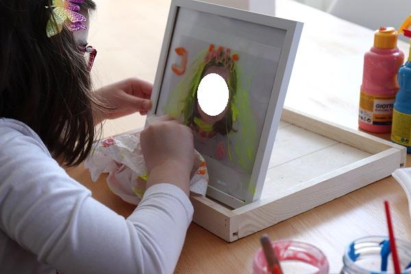 recette peinture pour vitres