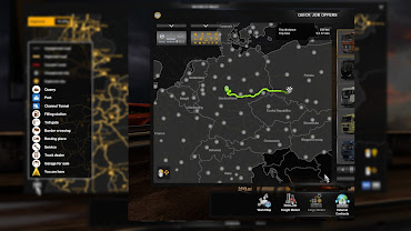 ets 2 yandex navigator for promods screenshots 2