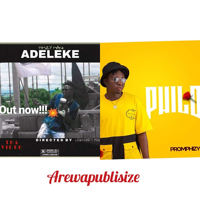 [Gossip] Timzy Mani's Adeleke and Promphizy's Philo, which video is the baddest #arewapublisize