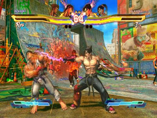 Street Fighter X Tekken Games For PC Full Version