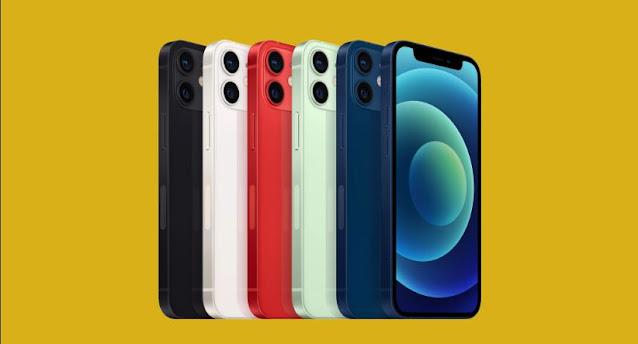 سعر ومواصفات هاتف ايفون 12 ميني iPhone 12 Mini