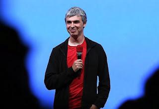 """""""Larry Page, CEO de Google"""""""