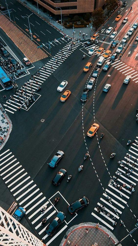 Hình nền Thành phố, đường phố, xe cộ,...