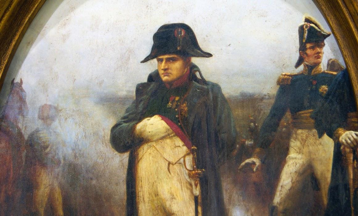 ТАРАЛЕЖ: На тази дата: 26.2.1815 г. Наполеон бяга от остров Елба с ...