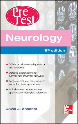 Neurology PreTest Self-Assessment And Review, 8th Edition [Epub & Mobi]