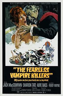 The Fearless Vampire Killers, Your Teeth Are in My Neck, Dance of the Vampires,Roman Polanski, Vampire films, Horror films, Vampire movies, Horror movies, blood movies, Dark movies, Scary movies, Ghost movies