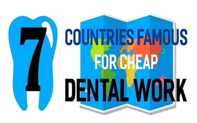 7 Countries Famous For Cheap Dental Work