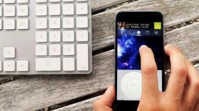 Hp Android Menjadi Mouse