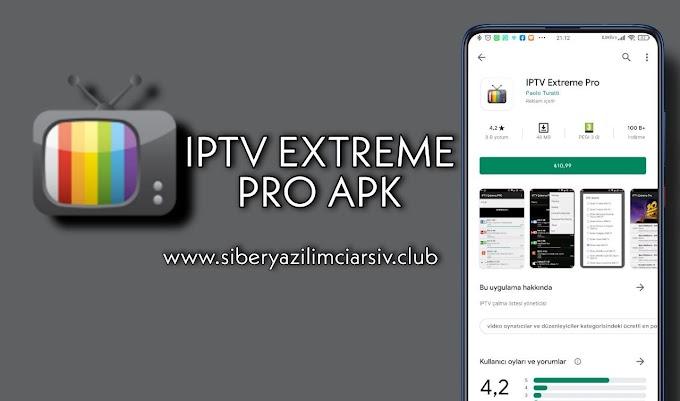 IPTV Extreme Pro v113 APK