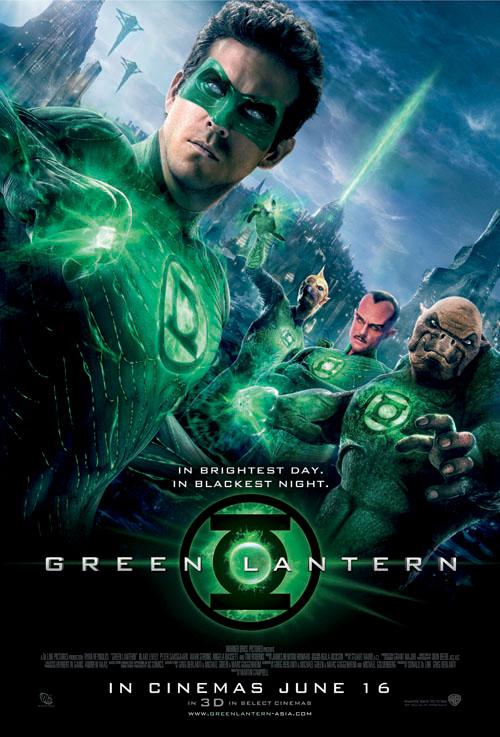 Review Filem Green Lantern