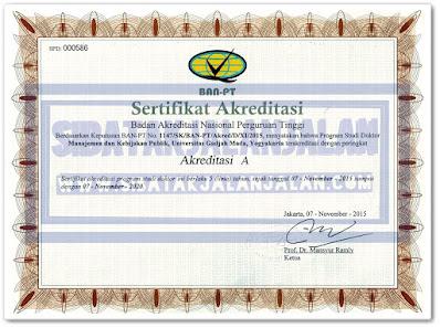 sertifikat akreditasi sebagai dokumen cpns 2021